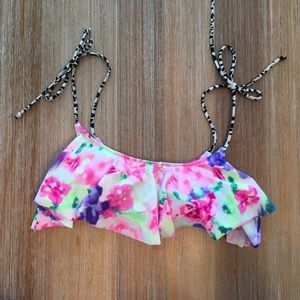 Victoria's Secret pink bikini top